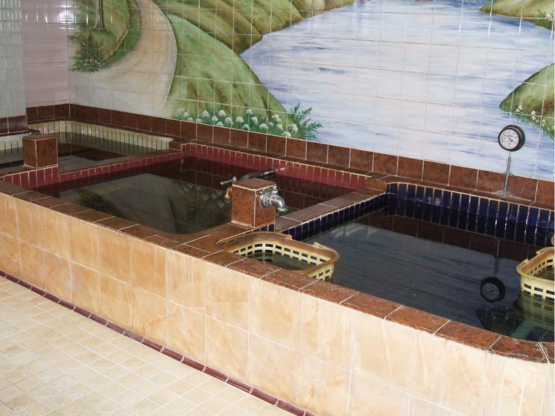 竹の湯(大鳥居銭湯)